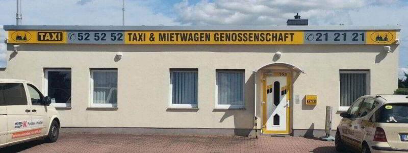 Taxi-Zentrale Standplätze